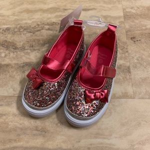 NWT sparkly flats